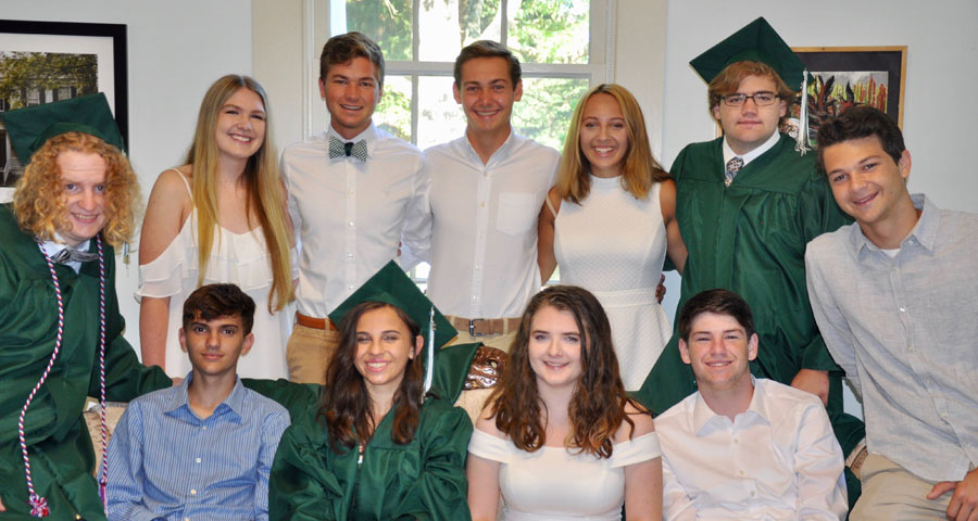 Class of '18 AP Scholars Named
