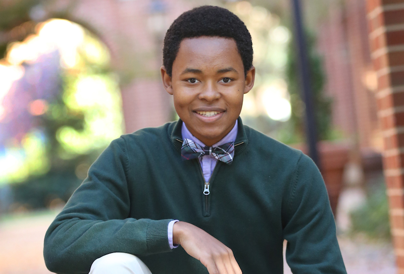 Michael Muchane '15